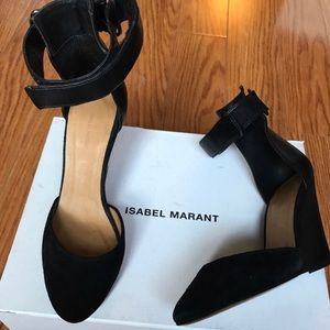 Isabel Marant wedge heels